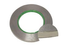 Aluminiumband selbstklebend.
