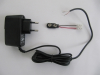 Regulated Power Supply 9V.