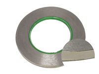 Aluminium tape self-adhesive.
